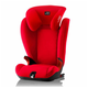 Автокресло Britax Romer Kid II Black Series Fire Red Trendline